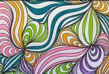 Op Art / una ilusión óptica de arte...