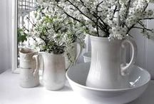 Shabby Chic styles / because we love a vintage feeling