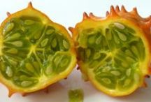 Kiwano Fruit / nutritional health values ranges from benefits to the eye, preventing premature ageing, containing numerous antioxidants as well as being great for your metabolism. For more info visit http://www.lifegivingfoods.org/