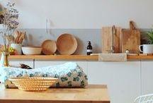 Kitchen Design / Kitchen organization and design
