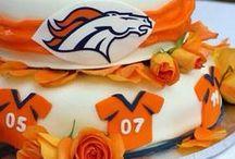 Denver Broncos Wedding Ideas / Denver Broncos Wedding Ideas