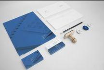Branding / Projekty systemów identyfikacji wizualnej wykonane przez CtrlAlt Create