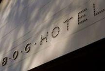 BOG HOTEL con Myamyx 2011 / BOG HOTEL con MYAMYX avvolge i suoi ospiti in una esperienza sensoriale unica nel suo genere