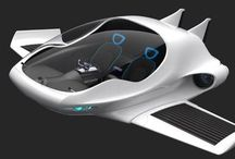 Futuristic transportation