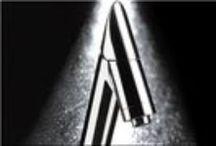 """ONE design by Marco Poletti / ONE Bongio 1999 - La collezione """"ONE"""" d'interpretazione minimalista non lascia luogo ad equivoci formali esprimendosi attraverso volumi puri regolati da linee rette.  """"la tua energia racchiusa in un segno, il tuo pensiero trasferito in una forma, la tua emozione vissuta in un solo nome"""""""