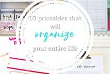 Free Printables for the Home
