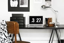 WORKING SPACE / If you are looking for stylish working spaces. #workingspace #workingarea #table #work