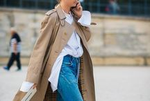 STREETSTYLE DENIM / It's all about cool streetstyle looks with denim.