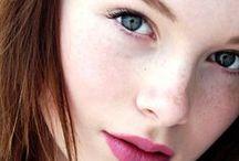 Beauty / Makeup, hair, nails and the products and styles that go wtih. / by Auður Ákadóttir