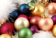 CHRISTMAS TIME- Favorite Holiday / by Rene Inge