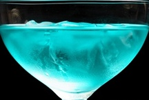 Get Your Drink On / Alcoholic and Non-Alcoholic Drink Recipes and Ideas / by Megan Jolley