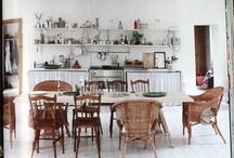 Kitchen / by Sofie Saberski