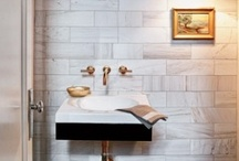 Bathroom / by Sofie Saberski