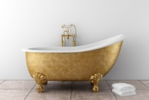 Tub Love / Luxury tubs, claw foots, and other flavours / by Madison