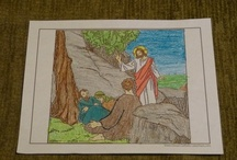 """Lent Activities For Kids / Lent activities for kids help them focus on their spiritual life with prayers, fasts, sacrifices, and alms. They help them answer the question, """"What is Lent?"""""""