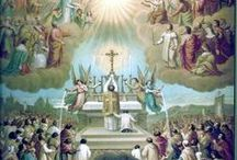 Catholic Religion / Teaching the Catholic religion just got easier. Check out these Catholic resources for teaching the faith to others.