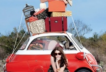 ROAD TRIP - Pack your bags / by Rene Inge