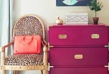 Home Decor + Accessories / A collection of my favorite home decor, accessories and design.  / by Natalie   Crème de la Craft