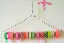 Craft Supplies & Organization / My favorite craft supplies plus tips on how to organize them. / by Natalie   Crème de la Craft