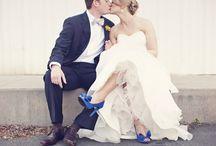 wedding ideas. / by Hilary Hendsbee