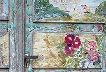the doors / by Morgan Farrar
