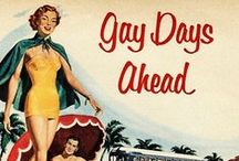 Vintage / Images from the past that strike our fancy, particularly #lesbian and #gay images.