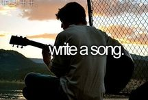 Bucket List / I'm going to do everything you see here. / by Cheyenna Faith Woods