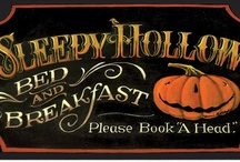 All About Fall / Fun things for fall and Halloween including decor, recipes, candles and more.