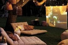 Backyards + Exteriors / Inspiring backyards and exteriors for my dream home! / by Natalie   Crème de la Craft