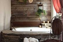 Beautiful Bathrooms / by Natalie | Crème de la Craft