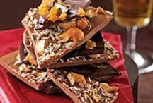Cookies, Candy & More / Great recipes & packaging ideas for holiday gift giving or using at home! Sweets for the sweet. There are recipes for pies, cakes, candies, cookies, sweet dips and more. Be sure to check out other recipe boards at KP Creek: Yummy Recipes; Fruits; Smoothies & Drinks.