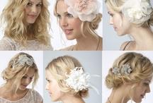 Bridesmaid hair ideas / by Rebecca Tan