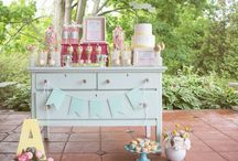 Entertaining Ideas / by Darla Vieyra, Red Door Designs