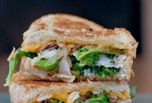 Sammiches, Wraps, Toasts, and More