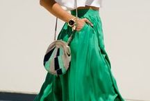 Trends we love: Emerald / by Tomassa Jewellery