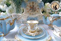 Tea time / by Rhonda Tornow
