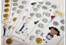 Leren geldrekenen / Leren omgaan met geld en geldrekenen