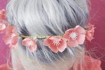Hair bows and hair