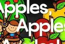 A is for Apple! / ideas for apple investigations or unit studies in kindergarten