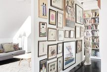 Gallery / Pictures and wall decoration for the home  / by Malisa Brown