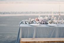 Coastal Weddings / Inspiration for coastal weddings, beach weddings, and nautical weddings.