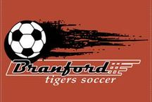 Soccer T-shirts and Uniforms / Custom shirt inspiration for your soccer players and their fans including uniform ideas, tournament t-shirts, practice t-shirts and spirit wear.