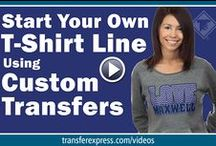 Recorded Apparel Classes / Every month we offer a free online custom apparel class. Here, you will find the recordings from past webinars.
