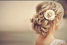 hair / by Brittney Warnke