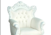 White as Snow / White French Ornate Modern Baroque & Rococo Furniture www.fabulousandbaroque.com