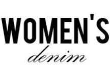 Women's Denim / A peak at some of the denim styles we carry at The Tannery. From brands such as: Rag & Bone, JBrand, Citizens of Humaity, Joes Jeans BLK DNM and more!
