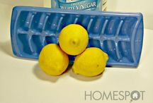 Homemade Household Stuff / by Heidi Bair