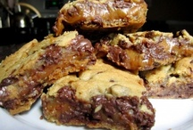 Recipes: Desserts / Cakes, cookies, pie, cupcakes, any baked sweet I'd like to make.