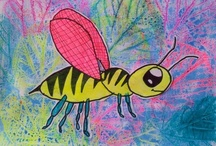 Bug Show - Art Ideas / by scartteacher