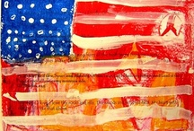 Patriotic - Art Ideas / by scartteacher